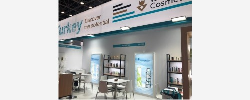 Dubai Beauty World Fuarı'nda Yoğun İlgi
